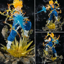 Dragon Ball Z Super Saiyan Son Goku Vegeta action PVC Figurine Collection