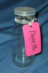 DISNEY FAIRYTALE WEDDINGS Original Cast Member Prop ~Drink Me Bottle