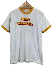 Vintage 60s Champion Runningman Tag Harvey Wallbanger Alcohol Ringer T-Shirt XL