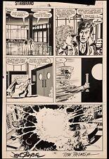 Original Comic Art: The Star Brand #12 pg.14 (1987) John Byrne Tom Palmer
