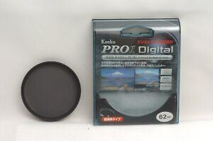 @ Ship in 24 Hours! @ Kenko Pro 1 D Digital Wide Band C-PL (W) 62mm Lens Filter