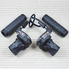 SRAM SL X0 Drehgriff Set 3x9 fach für 3 fach Umwerfer für 9 fach Sram Schaltwerk