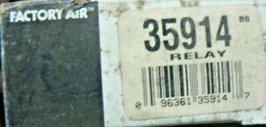 HVAC Blower Relay 4 Seasons 35914