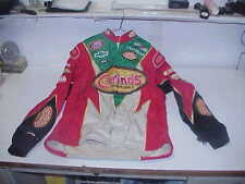 Simpson Large NASCAR Double Layer Racing Fire Suit Jacket Carino's Italian Grill