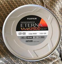 35MM Motion Picture Camera Film Fuji Eterna 250D 400'  like Kodak Vision