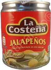 Jalapenos (ganz) - LA COSTENA - 220g