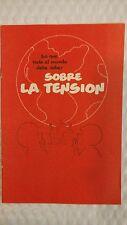 sobre la tension lo que todo el mundo debe saber 1987 pamphlet