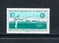 DDR Mi.nr. 841,Weltmeisterschaften im Angeln,postfrisch!