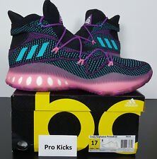 buy online b3691 45fe5 ADIDAS CRAZY EXPLOSIVE PRIMEKNIT NICK YOUNG PE SWAGGY P LE NEW BB8338 (SIZE  17)