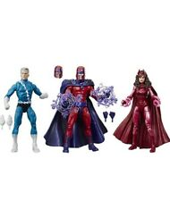 Marvel Legends X-Men Family Matters 3-Pack (Magneto, Quicksilver, Scarlet Witch)