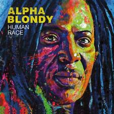 ALPHA BLONDY - HUMAN RACE   CD NEW!