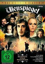Ulenspiegel * DVD Mittelalter Abenteuer Film Serie 4-Teiler Pidax Neu Ovp