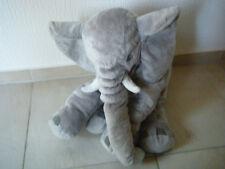 IKEA großer Elefant Klappar ca 60 cm XXL Kuscheltier Plüschtier Stofftier