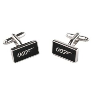 Herren Manschettenknöpfe onesize James Bond 007 MI6 COMIC SUPERHELD DC MARVEL