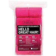 Sleep In Rollers Standard Soft Foam Rollers Pink Pack of 10 x 48 mm