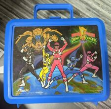Power Rangers Lost Galaxy Lunchbox And Thermos Vintage