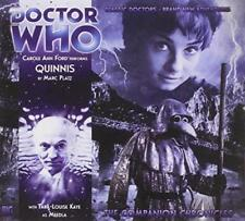 Quinnis (Doctor Who: The Companion Chronicles) by Marc Platt   Audio CD Book   9