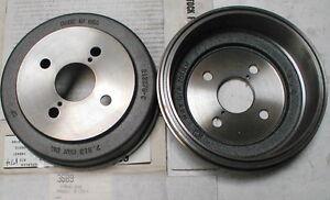 1 - NOS Aimco 63125 Brake Drum for Chevy Nova Toyota Corolla Tercel Wagon Rear