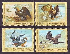 HUNGARY - 2012. Birds of Prey, Eagles  - MNH