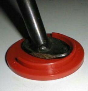 Side stand puck / Kick stand pad/ Stand foot
