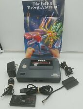 Sega Master System 2 Power Base NTSC Nice Shape, Built In Alex Kidd Miracle Worl