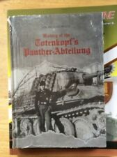 HISTORY OF THE TOTENKOPF'S PANTHER-ABTEILUNG - IAN MICHAEL WOOD - HB