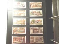 1917 Players Shakespearean Series Set Tobacco cards complete 25 card collection