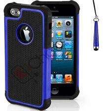 Housses et coques anti-chocs bleu en plastique rigide pour téléphone mobile et assistant personnel (PDA)