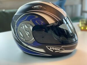 Motorradhelm  UVEX BOSS 510 Compact Gr M