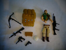 G I JOE BODY PART 1990 Sonic Fighter Law      Right Arm  C8.5 Very Good