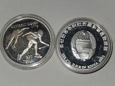 500 won corea 1993 olímpico de invierno-juegos 1994 eisschnellauf plata pp