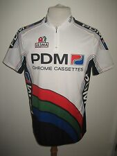 PDM Concorde vintage 80's Holland jersey shirt cycling maillot trikot size XXL