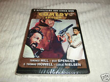 Comedy Edition (DVD) 3 Spielfilme WESTERN mit Terence Hill / Bud Spencer