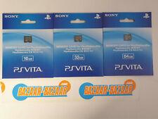 Sony PlayStation Vita Memory Card Brand New Jap Import