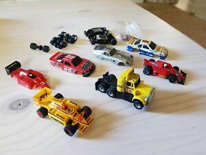 BULK TOMY AFX RACE CARS Ryder Bass Racing Fiat Penzoil Goodyear