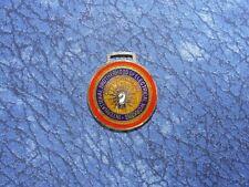 International Brotherhood of Electrical Workers Union Logo Watch Fob