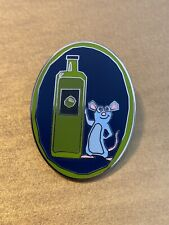 2015 2016 Epcot Disney Food And Wine Remy Hide And Squeak Pin Olive Oil