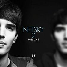 NETSKY - 2 [DELUXE EDITION] NEW CD