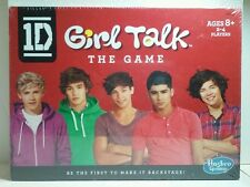 One Direction 1D Girl Talk Board Game Music Trivia Xmas Birthday Gift Hasbro New