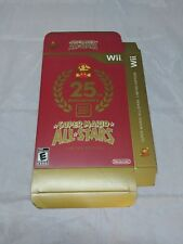Super Mario All-Stars Limited Edition Sleeve Box Only No Games Included