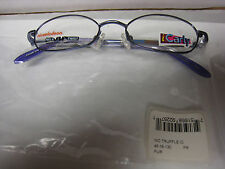NICKELODEON NIC  I CARLY TRUFFLE  PURPLE 45-16-130  Eyeglass Frames New