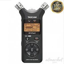 Tascam lineal PCM grabadora Dr-07mk2-jj Hi-res correspondientes