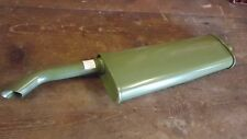 Jeep Willys MB GPW CORRECT side outlet muffler G503
