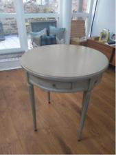 Stunning Grange wood occasional table