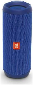 JBL FLIP 4 Bluetooth Portable Speaker ( Blue )-Hcg