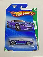 2010 Hot Wheels Treasure Hunt Ford GTX1 Real Riders Super Custom