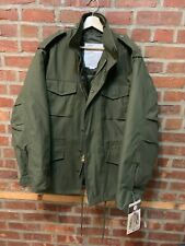 Rothco M-65 Filed Jacket Military ARMY NAVY size Small Brand New With Tags