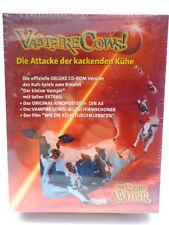 PC Spiel - Vampire Cows! : Angriff der kackenden Kühe (mit OVP)(Bigbox)(NEUWARE)
