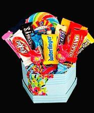 Candy Gift Basket Bag Present Arrangement Edible Gift Custom Bouquet