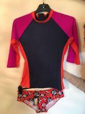 Sports Tankini Sets Floral Swimwear for Women